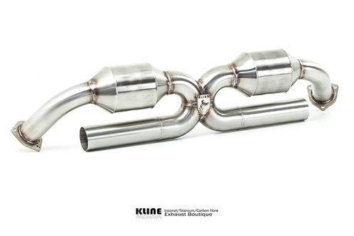 Kline Innovation 996 GT3