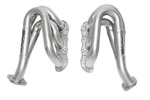 Soul Performance Porsche GT4/Boxster Spyder Competition Headers