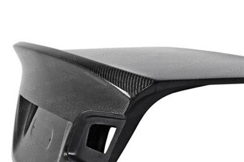 Seibon 07-13 BMW E92 2DR CSL Style Carbon Fiber Trunk