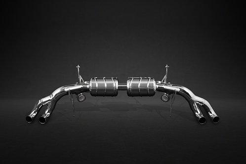 Capristo Lamborghini Huracan LP610-4/LP580-2: Valved Exhaust System