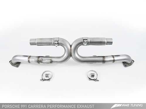 AWE Tuning 991 Carrera Performance Exhaust