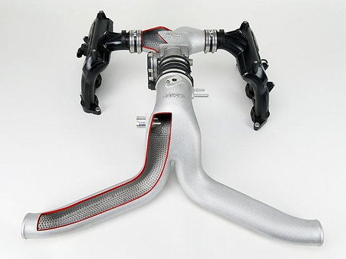 IPD 991 Turbo /S High Flow Y Pipe