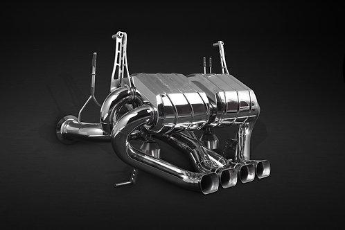 Lamborghini Aventador LP750 SV – Valved Exhaust System & Carbon-Stainle