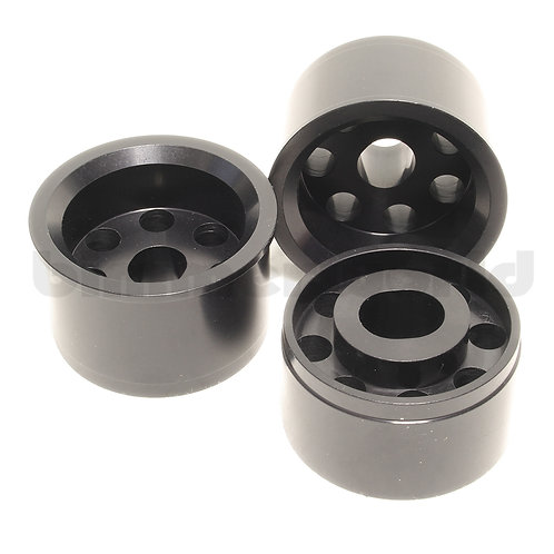 BimmerWorld Solid Aluminum Differential Mount Set - E46 M3