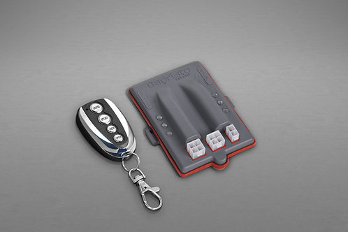 CAPRISTO Standard Exhaust Remote Control Kit w/ Ferrari Plugs