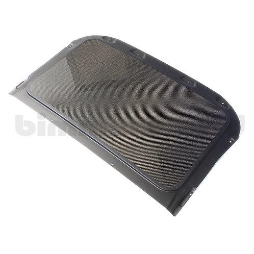 BimmerWorld E46 Carbon Fiber Sunroof Fill Panel