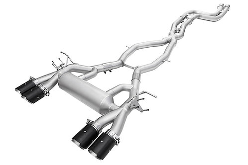 Soul Performance BMW F80 M3/F82 Valvetronic Exhaust System