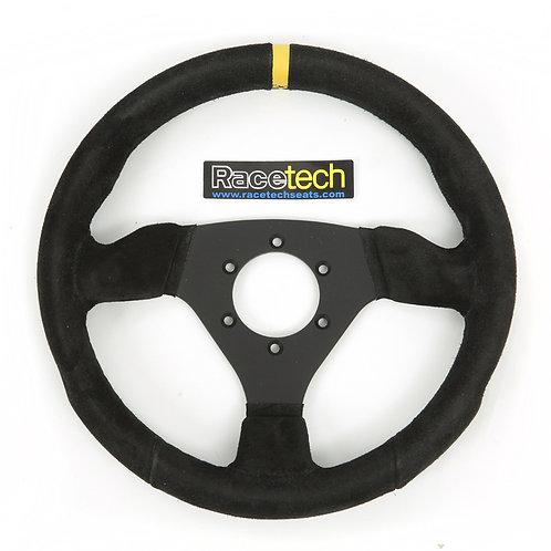 Racetech Flat Steering Wheel