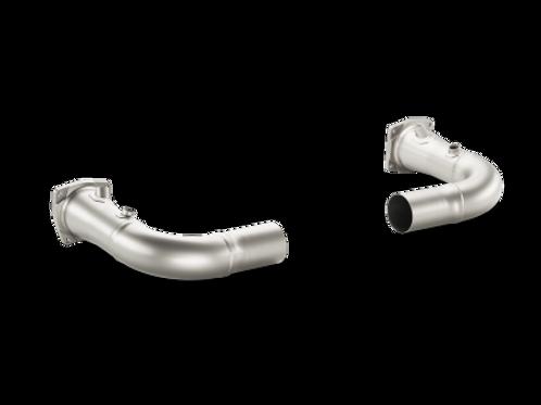 Akrapovic 14-15 Porsche 911 Turbo/Turbo S (991) Link-Pipe Set (Titanium)