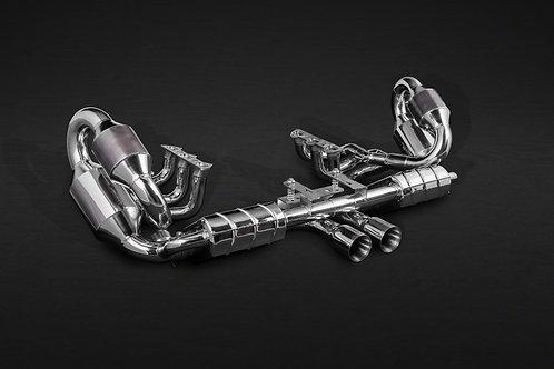 Capristo 991.1 GT3/RS – Complete Racing Valve Exhaust