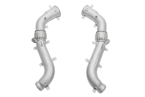 Soul Performance McLaren MP4-12C / 650S / 675LT Competition Downpipes