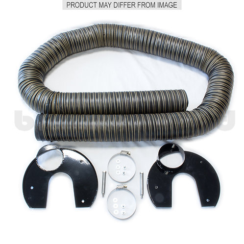 BimmerWorld Brake Cooling Kit - E46 M3