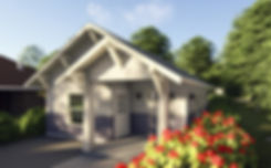 DADU Homes | Bungalow Model