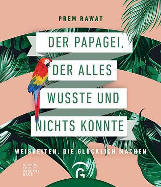 Kifubon Der Papagei, de alles wusste und nichts konnte