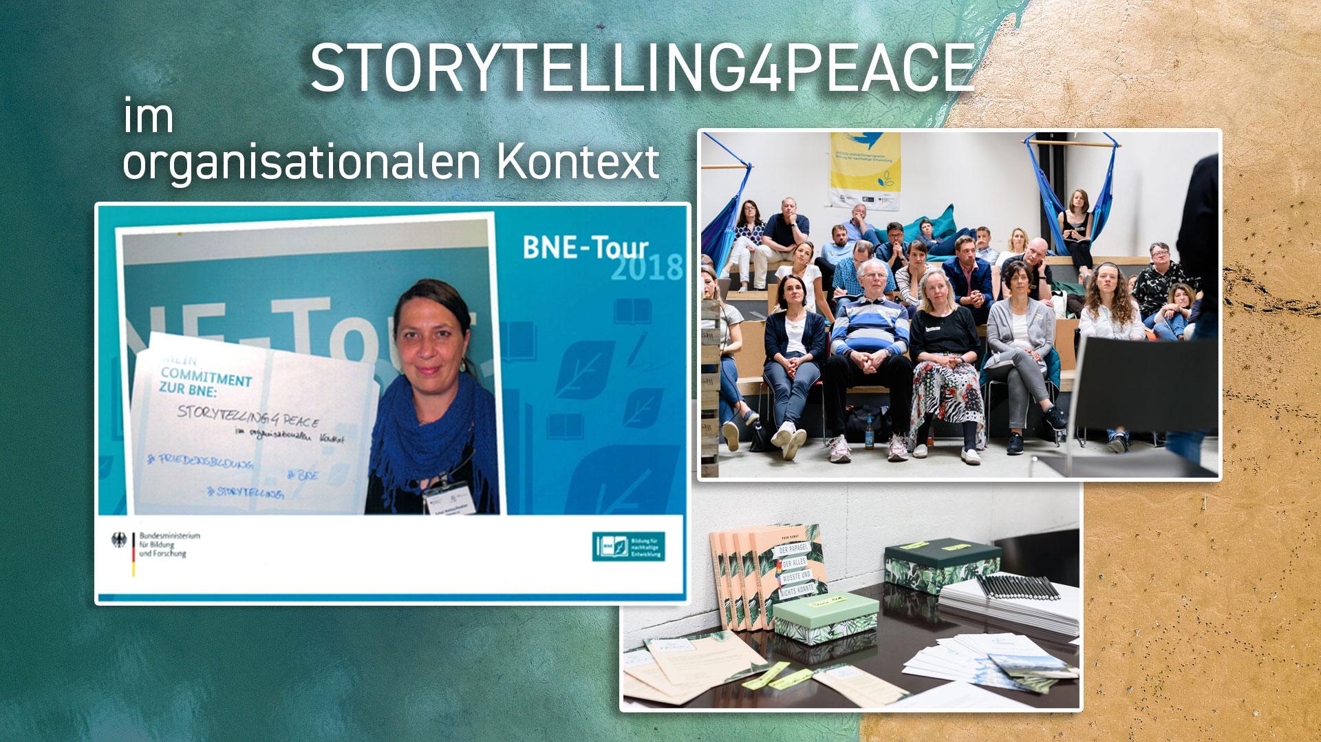Storytelling4peace