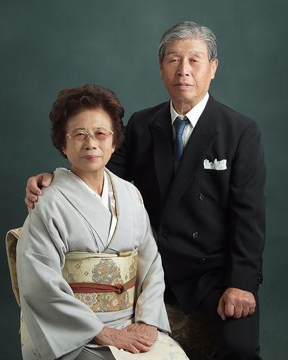 堺市西区遺影写真記念写真