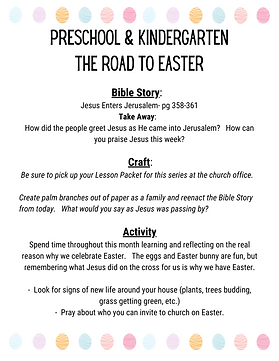 The Road to Easter- Week 1.png