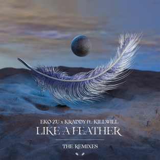 LIKE A FEATHER (REMIX EP)