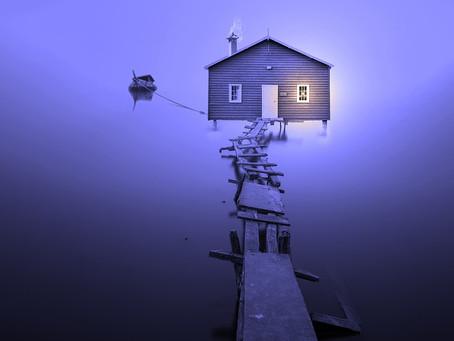 Una casa un'onda un sogno