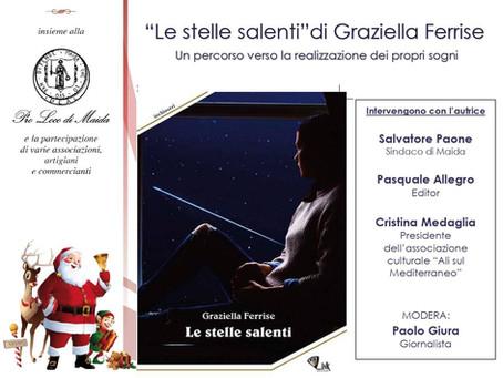 """Le stelle salenti"" di Graziella Ferrise a Maida"