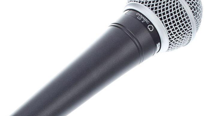 SM 58 Microfoon