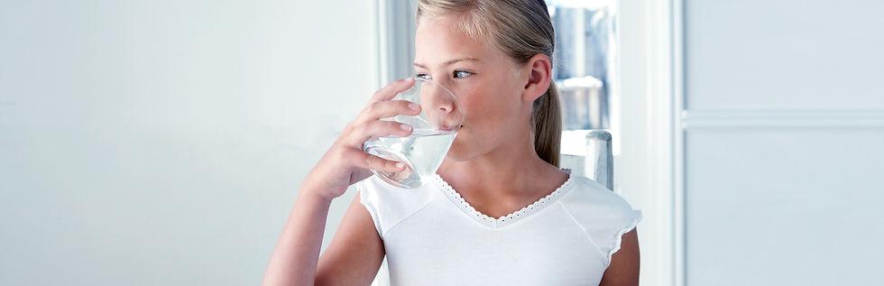 Lood vrij water girl