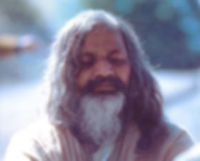 Maharishi Mahesh Yogi founder of Transcendental Meditation