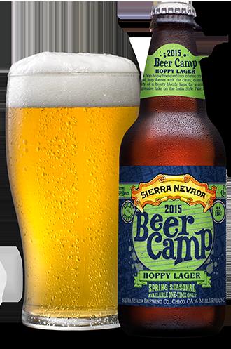 BEER CAMP® HOPPY LAGER