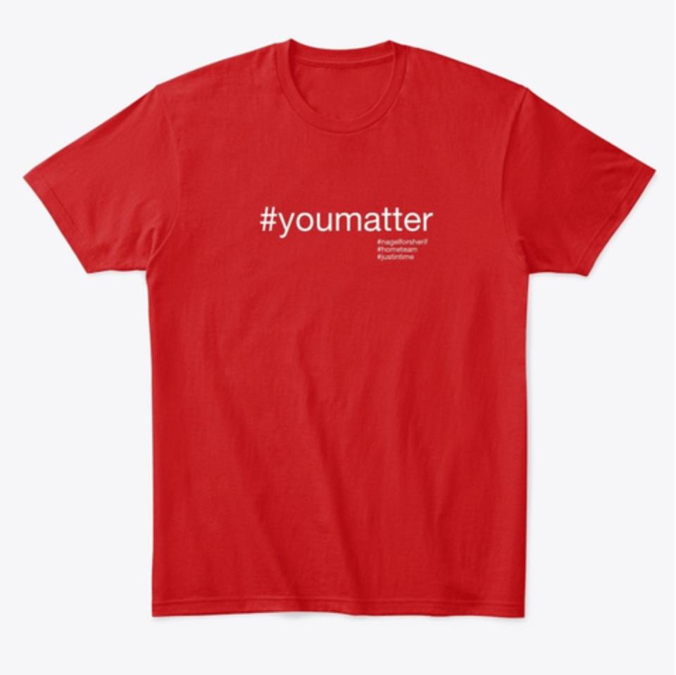 #youmatter Comfort T