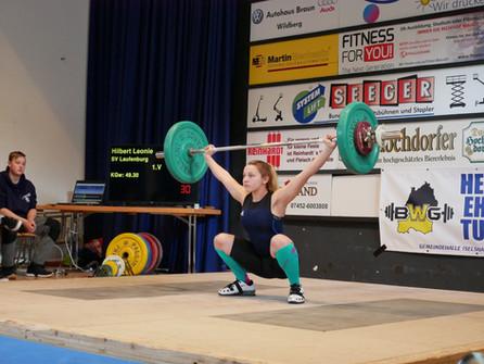 Nachwuchsheberinnen des SV 08 beweisen sich auf Landesebene beim Herbert-Ehrbar-Turnier in Nagold