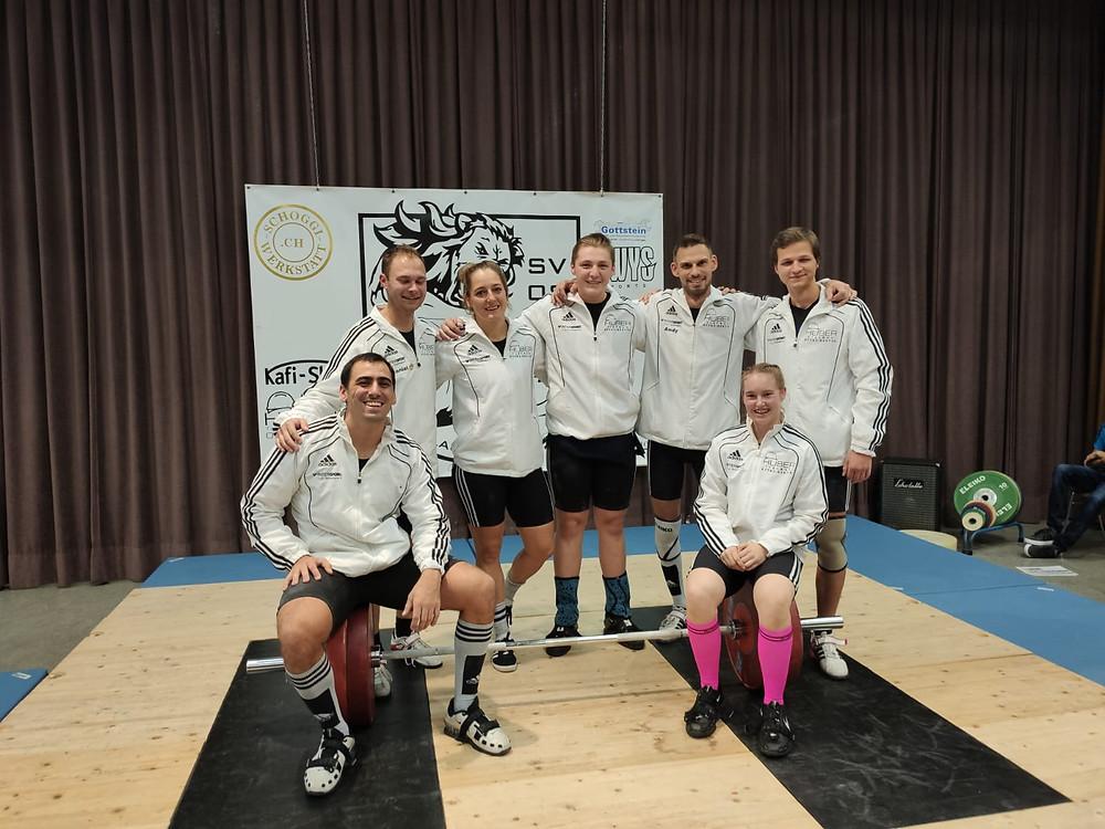 Mannschaft des SV 08