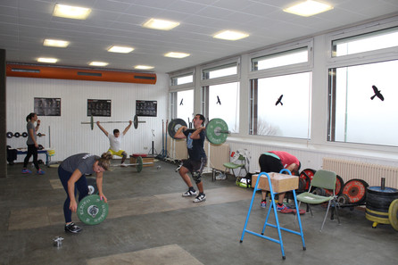 Trainingswochenende auf dem Herzogenhorn beendet