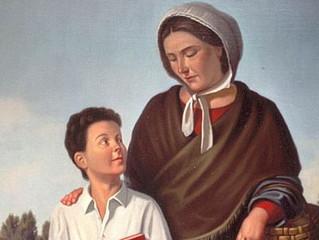 """Un mes con Don Bosco – Día 03: """"Huérfano, pero valiente como su madre"""""""