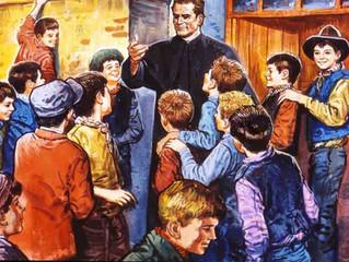"""Un mes con Don Bosco – Día 25: """"Un prado como oratorio y muchachos hambrientos"""""""