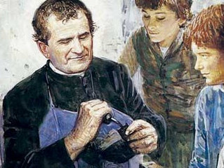 """Un mes con Don Bosco – Día 31: """"El pequeño barbero"""""""