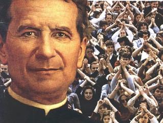 """Un mes con Don Bosco – Día 27: """"El Oratorio construido por los muchachos"""""""