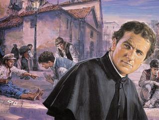 """Un mes con Don Bosco – Día 23: """"Emigrar a un cementerio"""""""