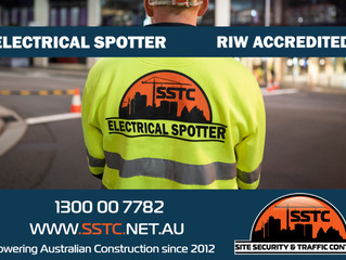 Electrical Spotter and Safety Observer Service NSW