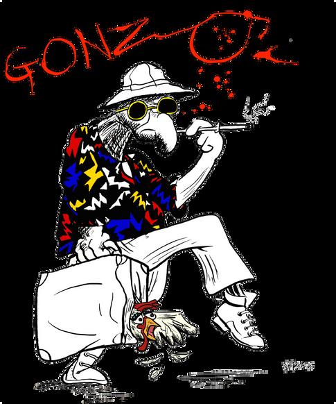 Gonzo (Fear and Loathing in Los Vegas Parody)