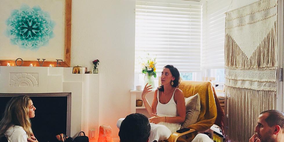 Mid-DECEMBER Vedic Meditation Course