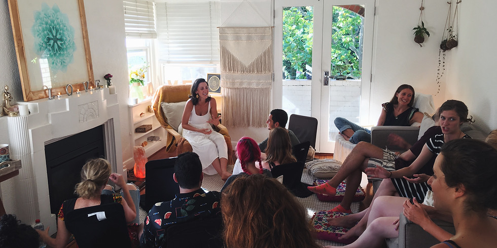 AUGUST Vedic Meditation Course