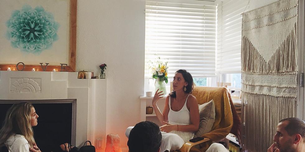 Late April Vedic Meditation Course