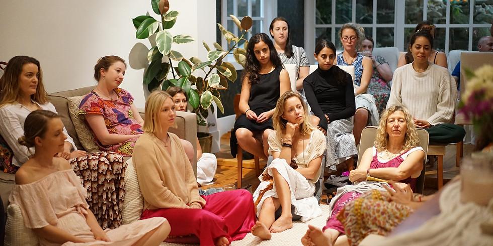 Meditation Studio Launch Event