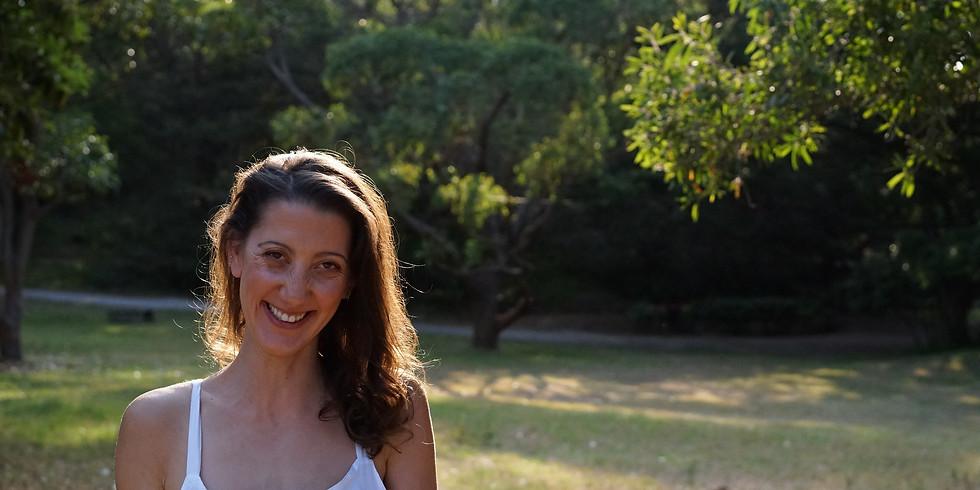 Online Free Intro Talk with Jess Osie
