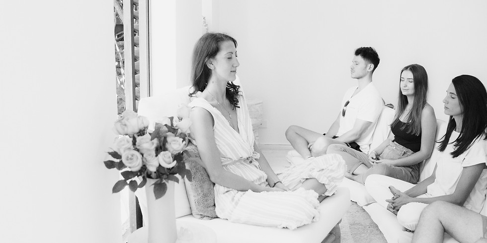 MARCH Vedic Meditation Course