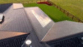 solar tiles on new home build