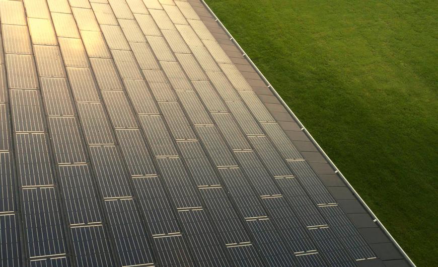 bipv solar tile.
