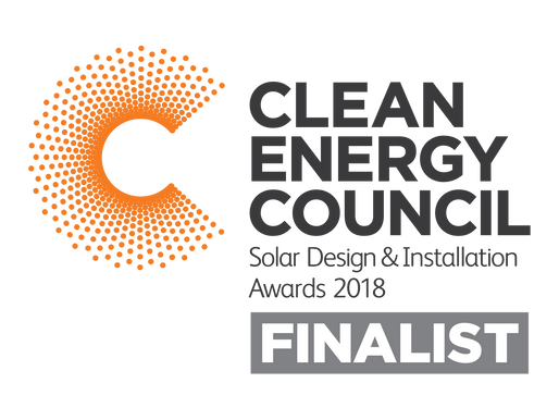 Leeson Solar a finalist in the 2018 Clean Energy Council Design and Installation Awards
