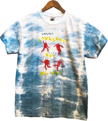 Love Songs for No One TIE-DYE Special Edition T-Shirt