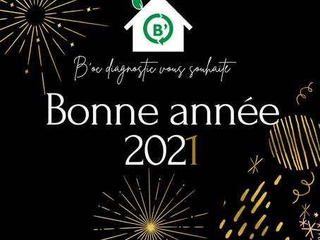 Meilleur vœux 2021